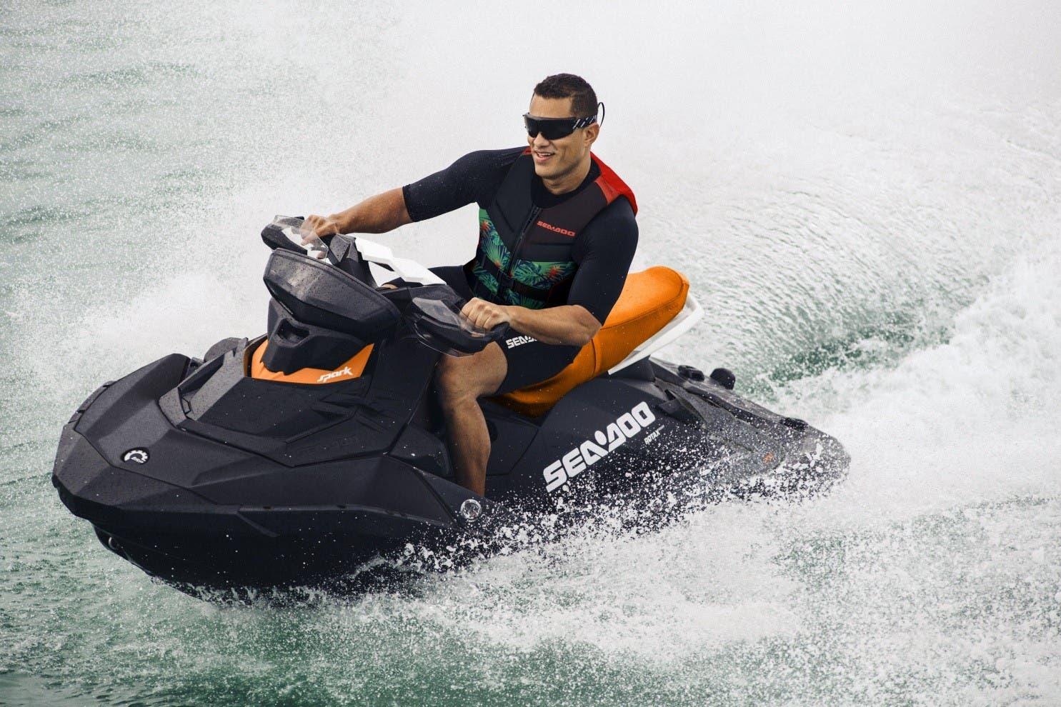 Sea-Doo SPARK 3UP IBR CONV