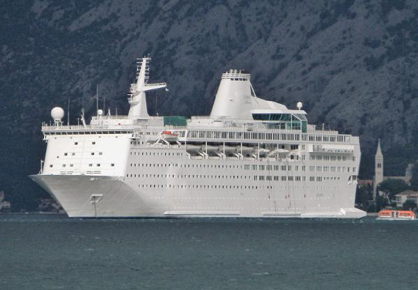 Cruise Ship, 1,544 Passengers - Stock No. S2127