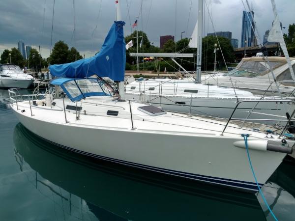 J Boats J/105 J 105  J-105