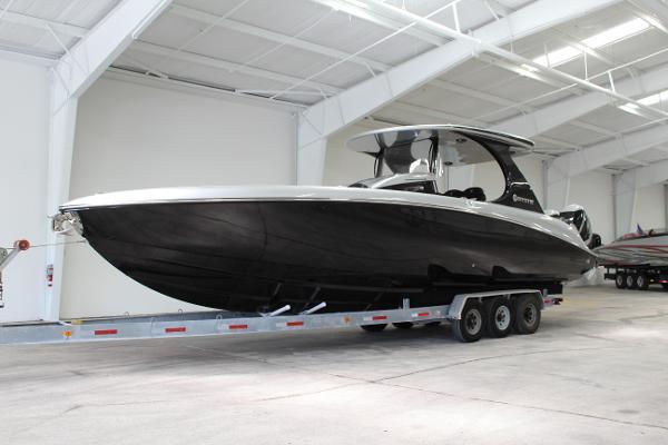 Mystic Powerboats M3800