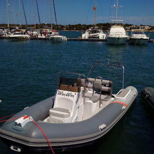 Piranha Ribs P560 ocean sport Piranha Ribs Rib