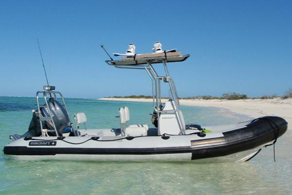 Ribcraft 5.85 Manufacturer Provided Image