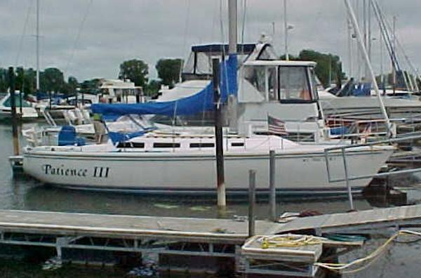 Catalina 36 Tall Rig 1984 Catalina 36