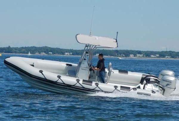 Ribcraft 6.8 Manufacturer Provided Image