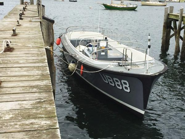 Willard Marine UB88 Profile