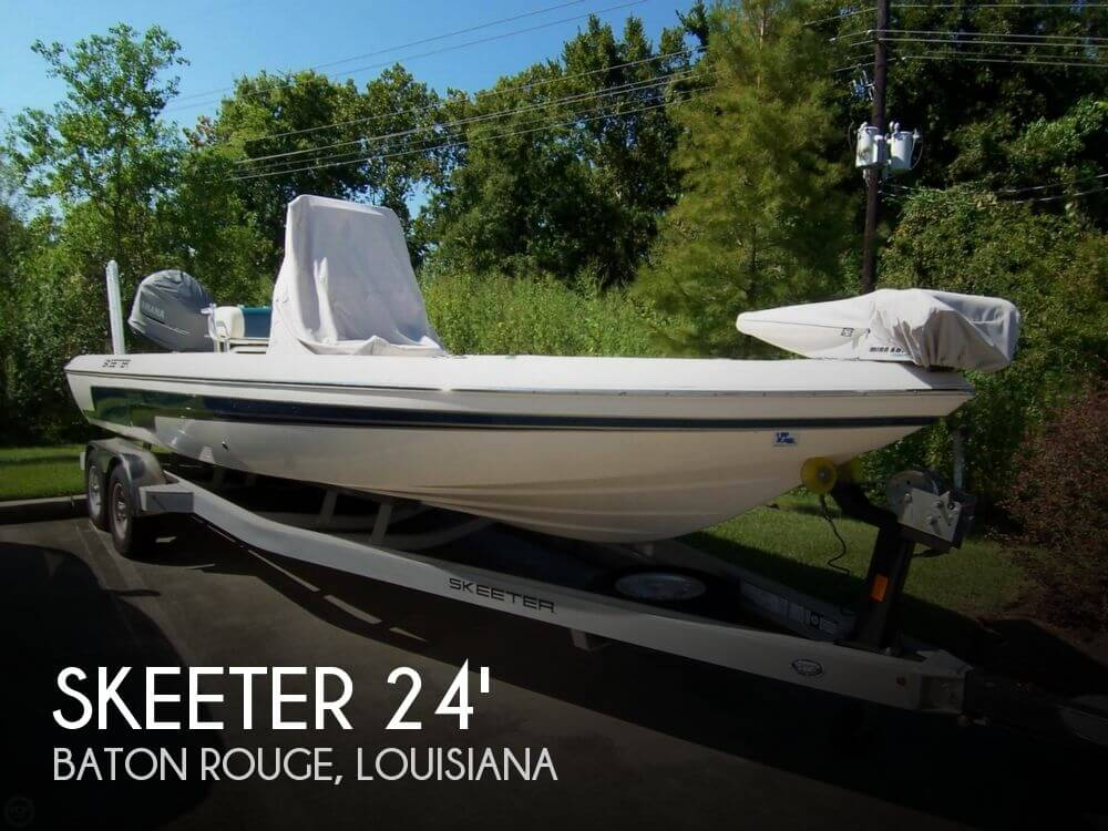 Skeeter sx 240 boats for sale for Fishing in baton rouge