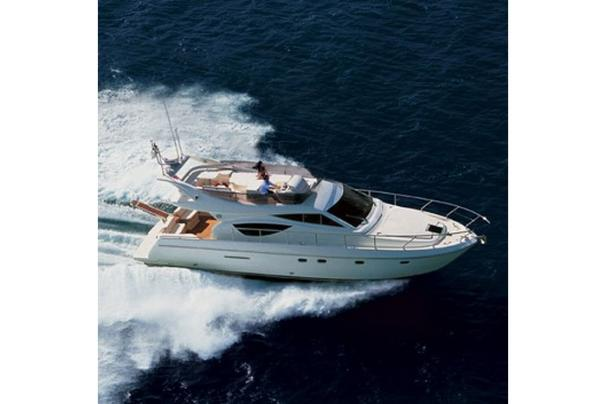 Ferretti Yachts 460 Manufacturer Provided Image: Ferretti 460