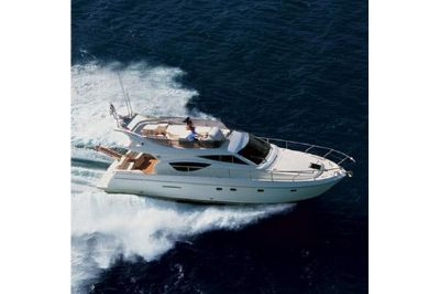 Ferretti Yachts 460 Manufacturer Provided Image: Ferretti 460