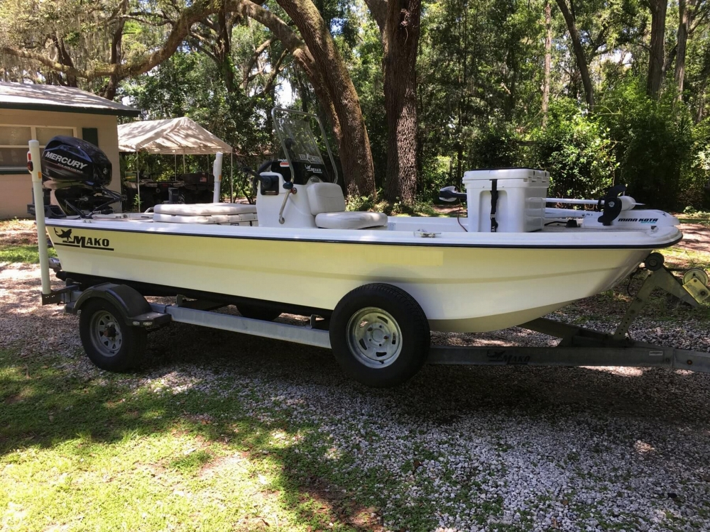 Mako Pro Skiff 16 CC 2014 Mako 16 for sale in Apopka, FL
