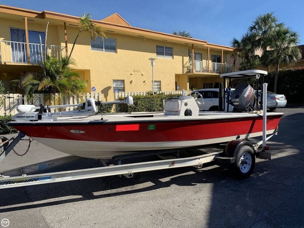 Hewes 16.9 Redfisher 2001 Hewes 16 Redfisher for sale in Miami, FL