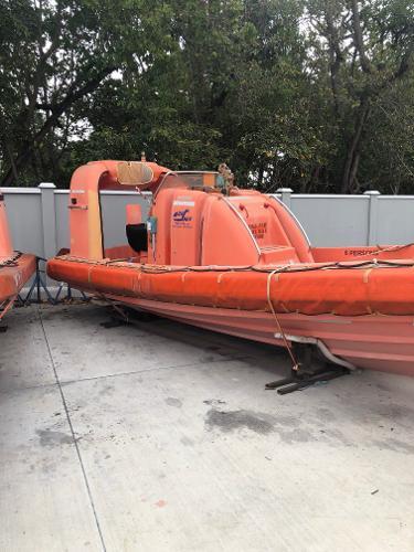 Nor Star Fire Rescue Boat