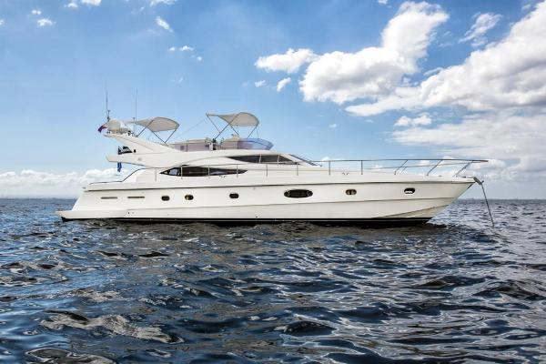 Ferretti Yachts 620 Ferretti 620 Profile