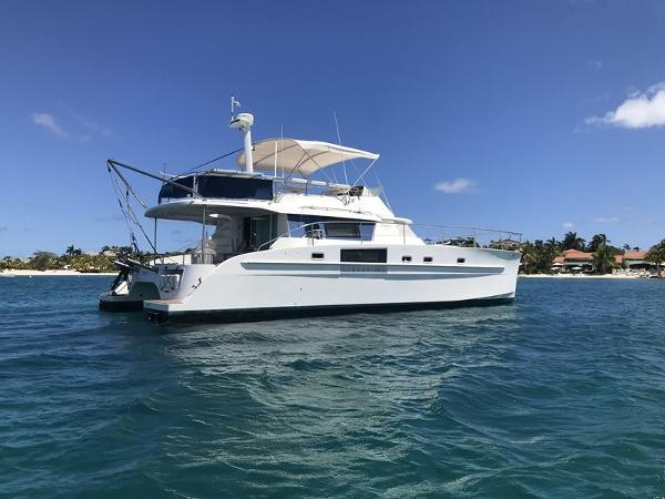 Fountaine Pajot Cumberland