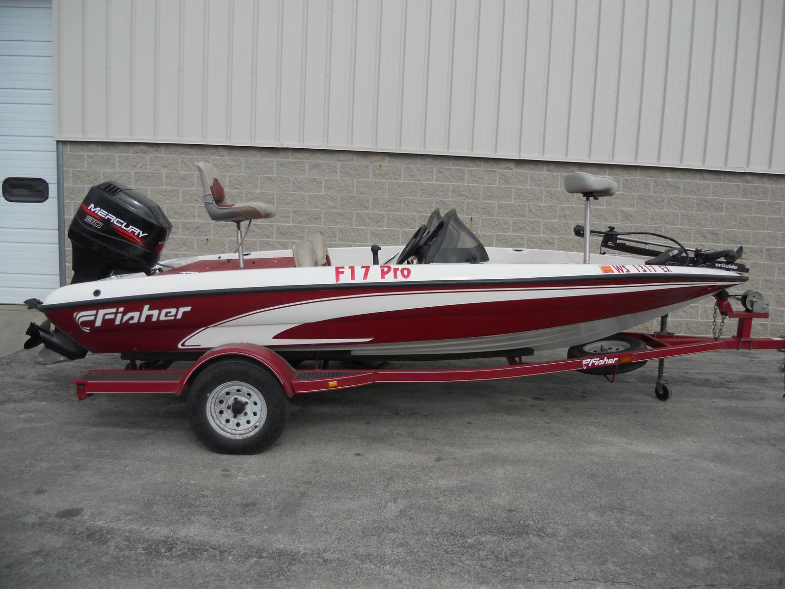Fisher Boats F17DC