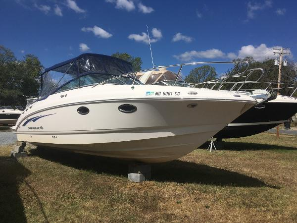 Chaparral 285 SSX Starboard Bow