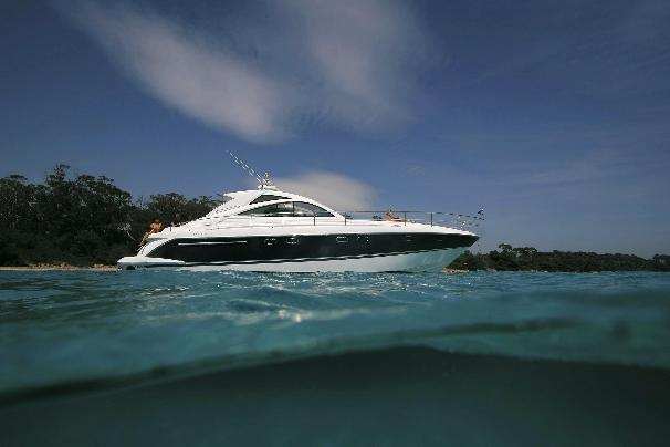 Fairline Targa 52 GT Manufacturer Provided Image: Targa 52