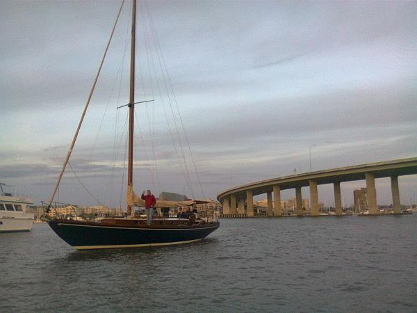 Hinckley Bermuda 40'  Custom Classic