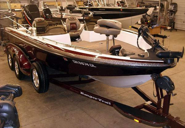 RANGER BOATS 620VS Fisherman