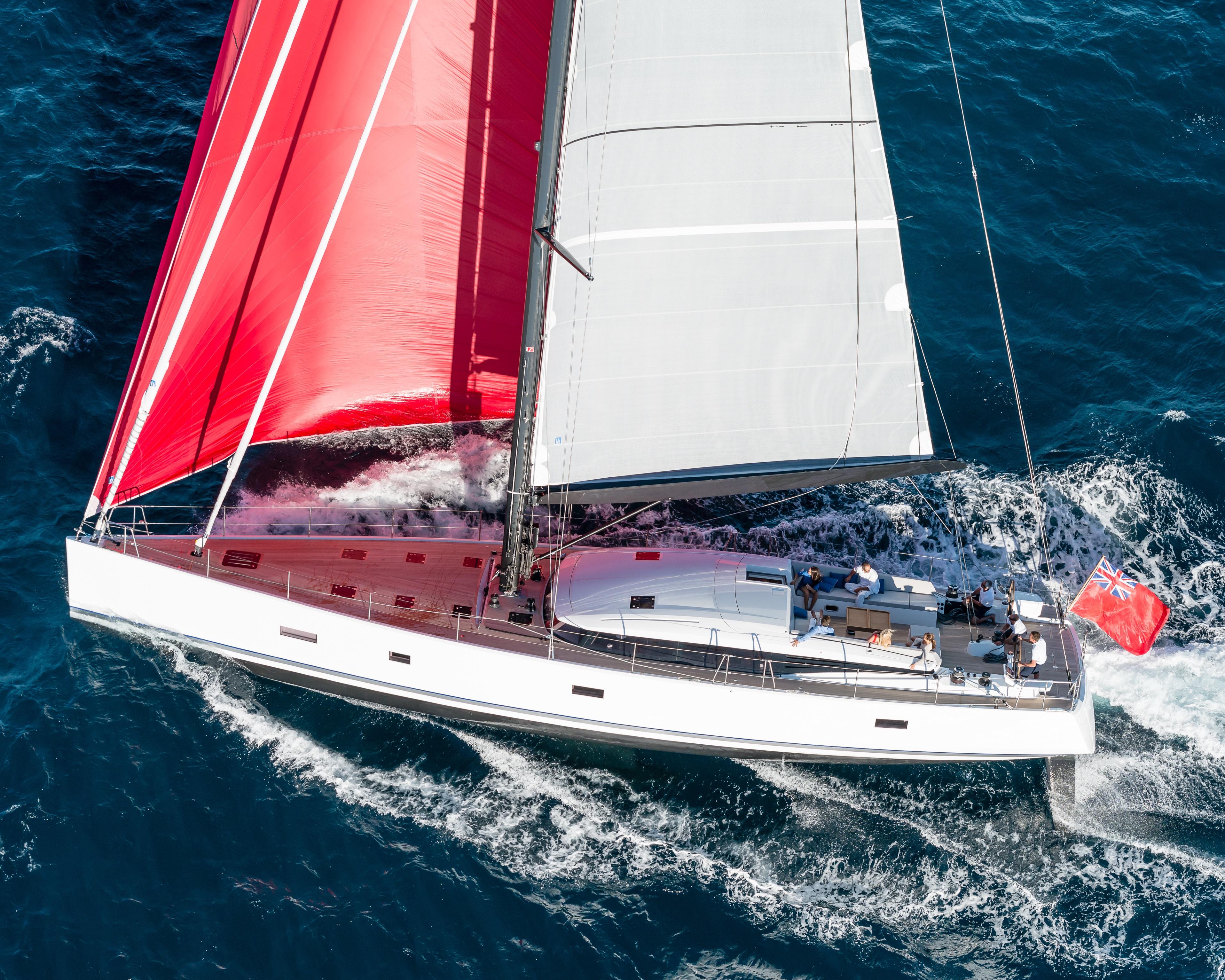 CNB 76 CNB 76_LEO under sail