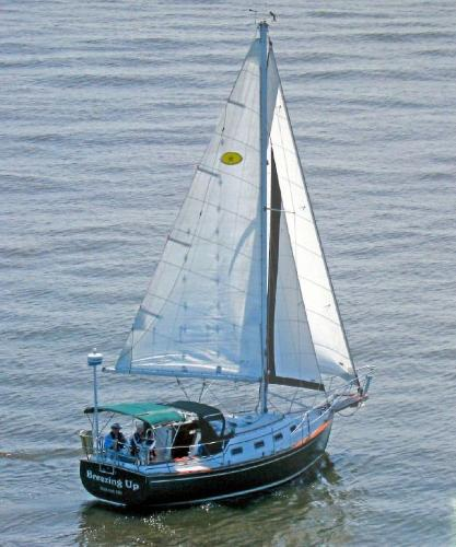 Island Packet 27 Cutter