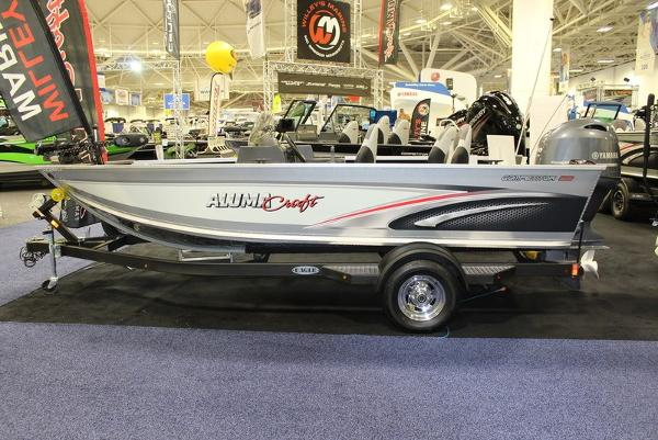Alumacraft Competitor 165 CS