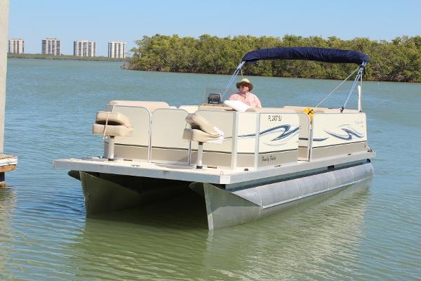 Fiesta Beachcomber 24 Family Fisherman