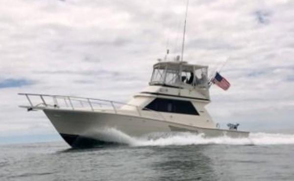 Viking 38 Convertible