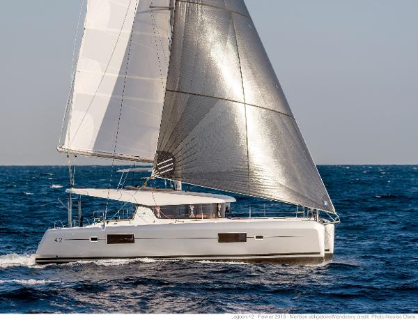 Lagoon 42 Manufacturer Provided Image: Lagoon 42