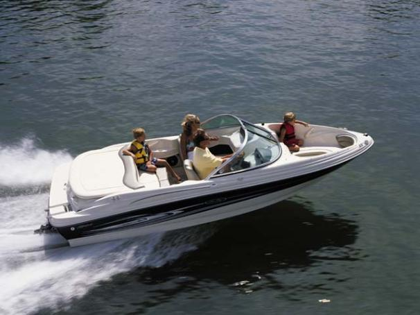 Sea Ray 180 Sport Manufacturer Provided Image