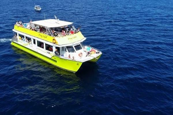 Sea Taxi Catamarans Power Cat 64