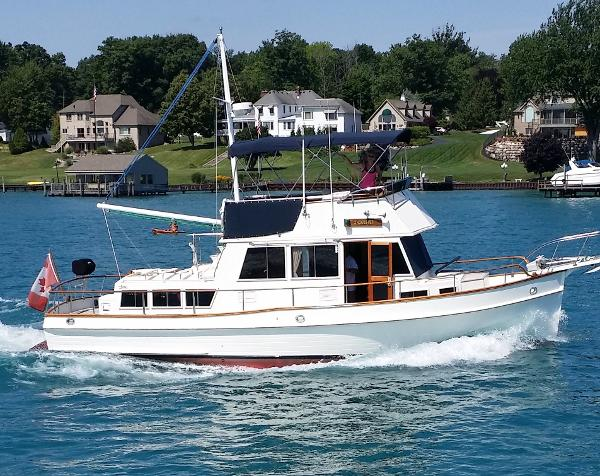 Grand Banks 36 Classic Aft Cabin