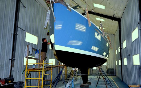 Nonsuch 36 Nonsuch 36 - nee Duette - Paint Bay 2020