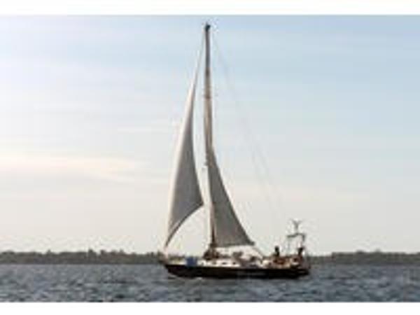 Doberplast F.F41 Imagine under sail