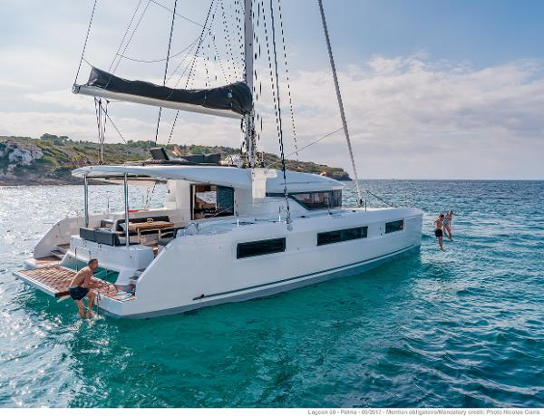 Lagoon 50 Manufacturer Provided Image: Lagoon 50
