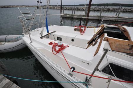 1980 Catalina 30 Tall Rig, Suttons Bay Michigan - boats com