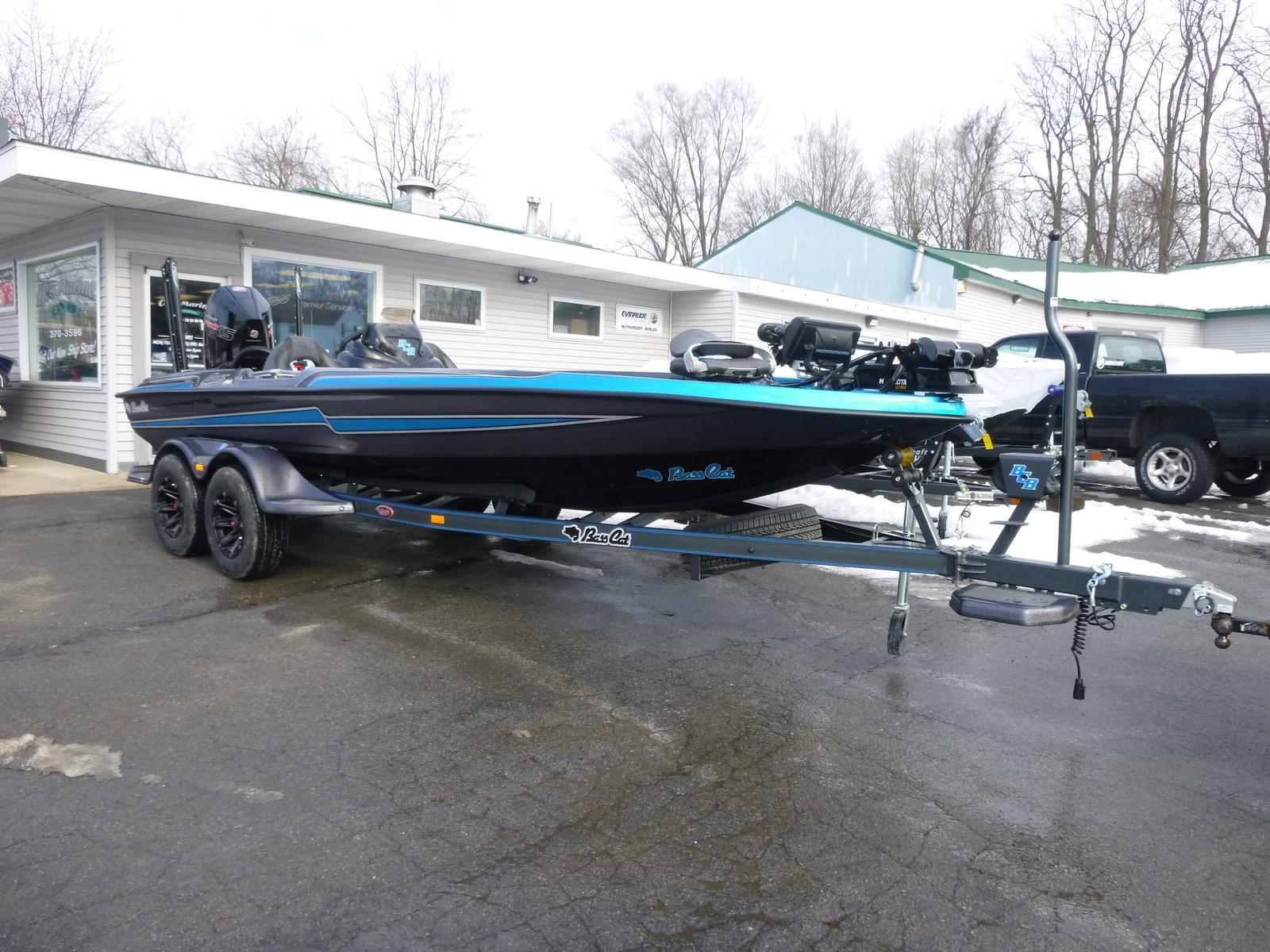 Bass Cat Boats Cougar FTD SP