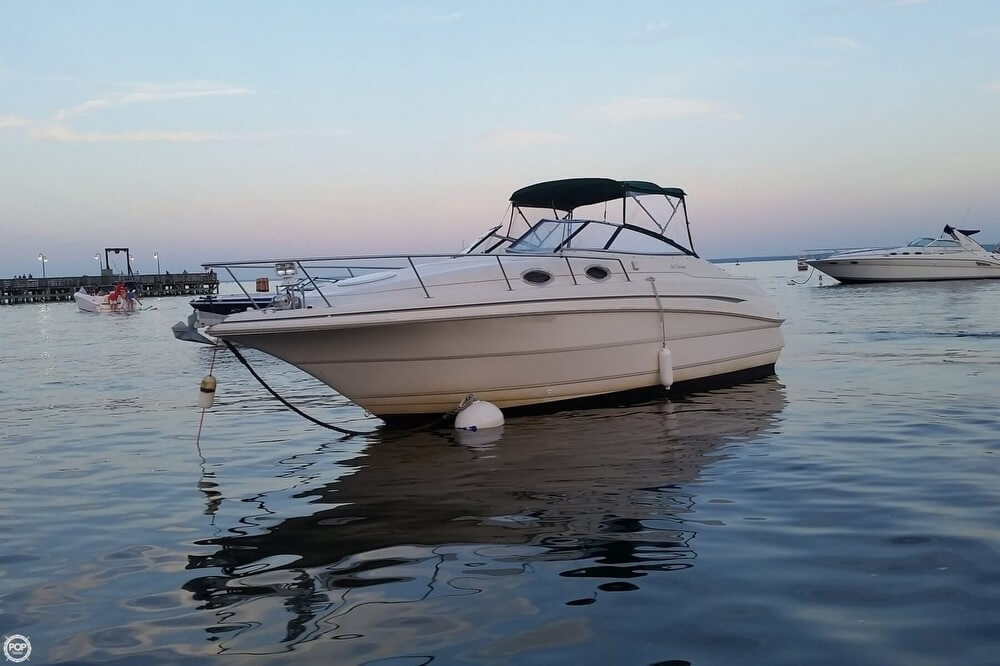 Monterey 262 Cruiser 1998 Monterey 262 Cruiser for sale in Port Chester, NY