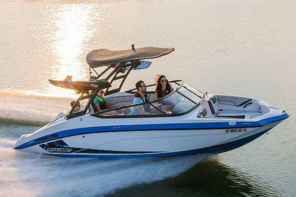 Yamaha Boats AR190 Manufacturer Provided Image