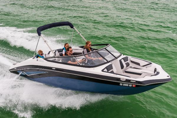 Yamaha Boats SX195 Manufacturer Provided Image
