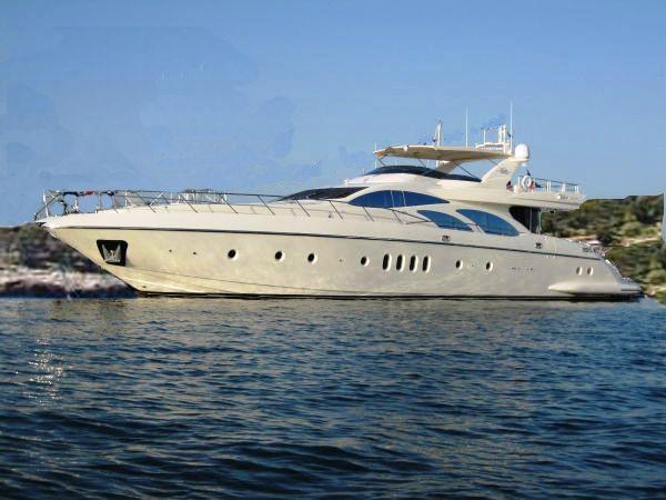 Azimut 98 Leonardo Azimut Leonardo 98 - Luxury Motor Yacht