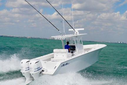 SeaHunter Boat image