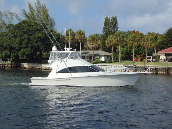 Ocean Yachts Convertible Simpatica
