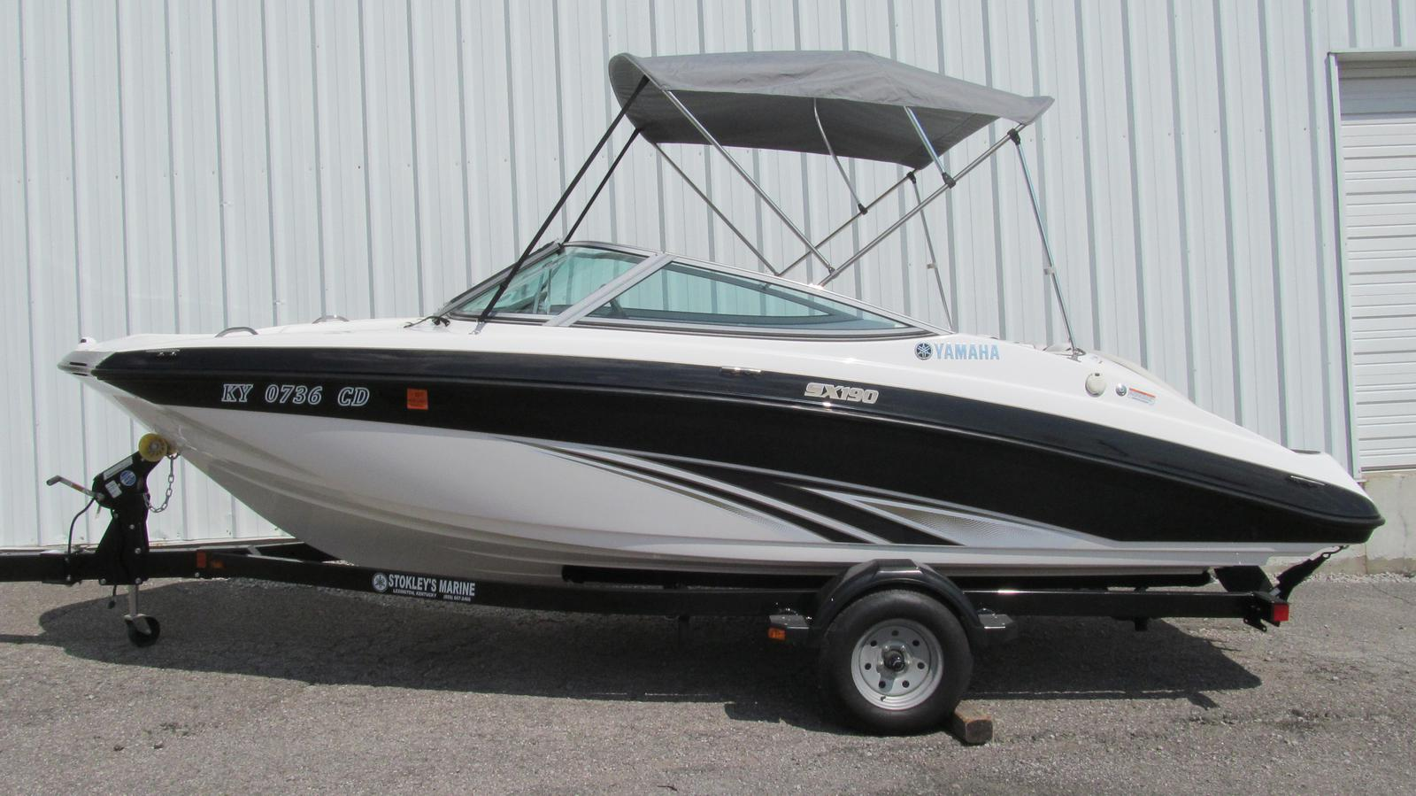 Used yamaha sx190 boats for sale in united states for Used yamaha sx190