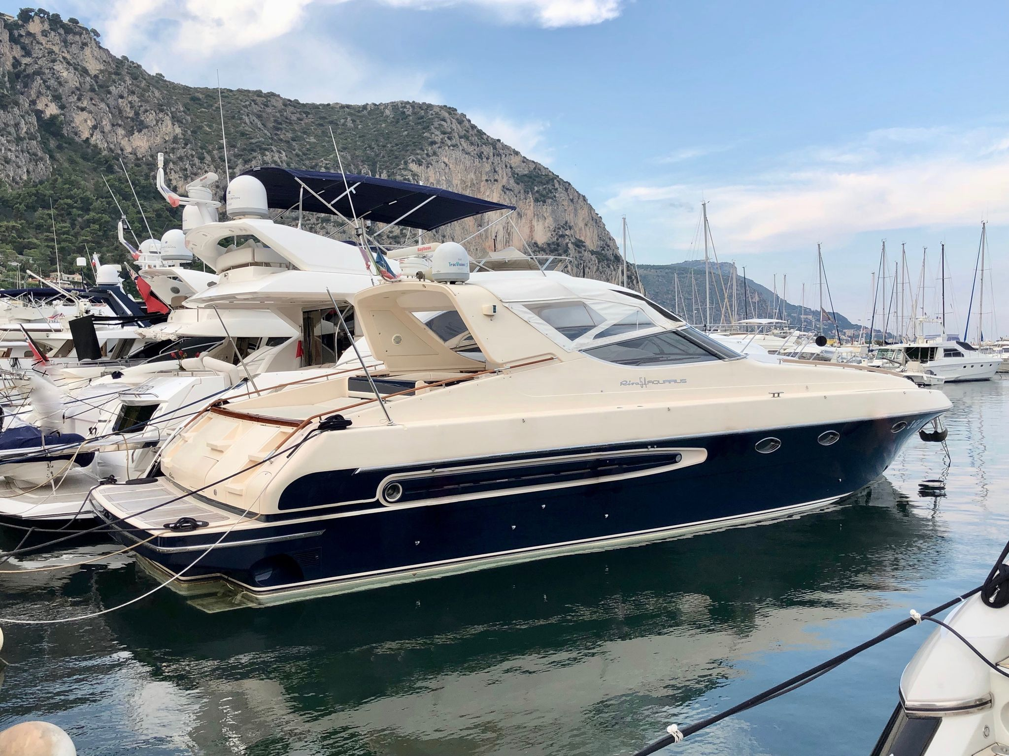Riva 54 Aquarius