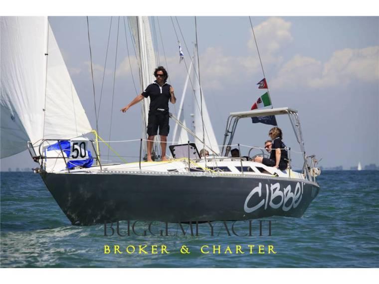 Cantieri Navali Fiumicino Carter 38 New Optimist