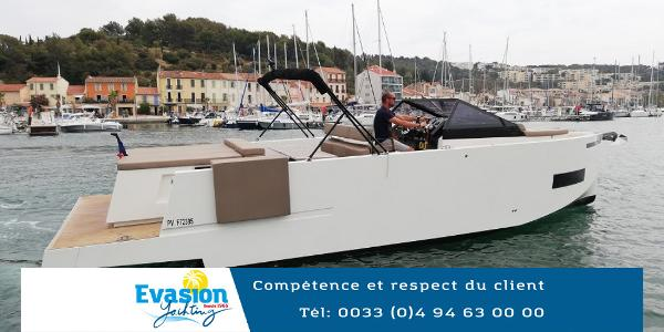 De Antonio Yachts D33 CRUISER second hand DE ANTONIO YACHTS D33 Cruiser