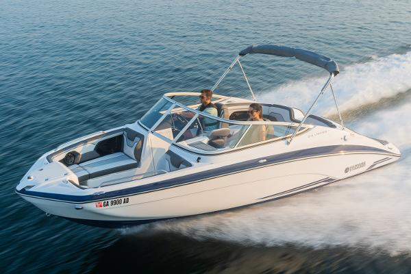 Yamaha Boats 212 Limited Manufacturer Provided Image