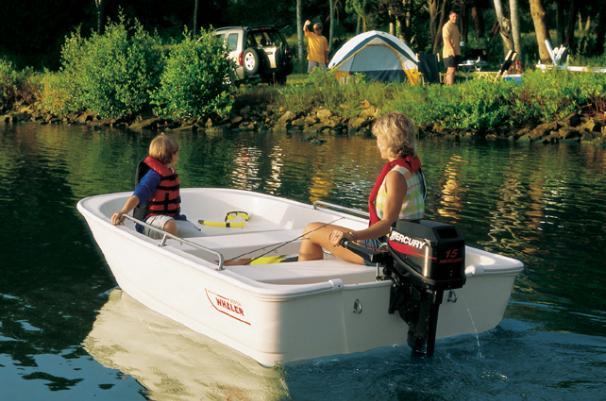 Boston Whaler 110 Tender Manufacturer Provided Image