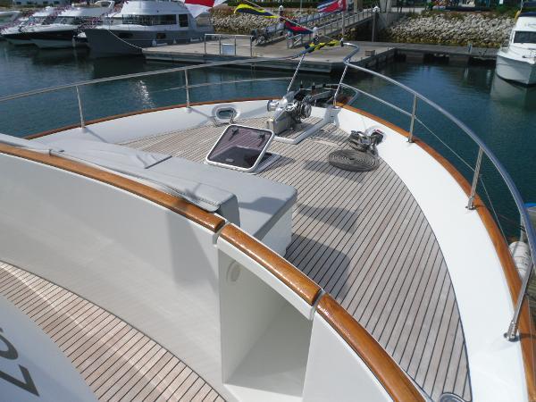 Beneteau Swift Trawler 52