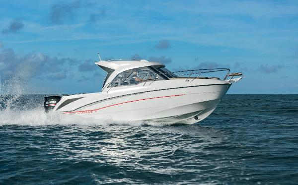 Beneteau Antares 7 OB Manufacturer Provided Image